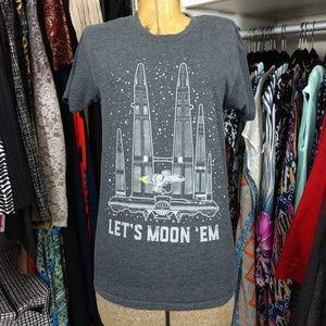 "QMx FIrefly ""Let's Moon Ém"" SS Tee/Top"